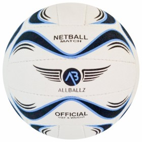 ALLBALLZ Premium Quality Official Match Netball