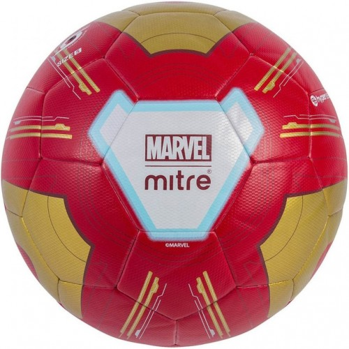 Mitre Marvel Iron Man Size 5 Football