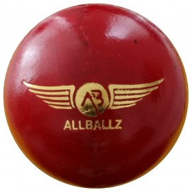 ALLBALLZ YOUTH PREMIUM X-PRO CRICKET BALL